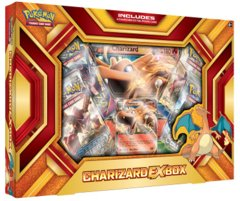 Charizard EX Box (2016)